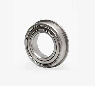 Stainless steel flange bearing