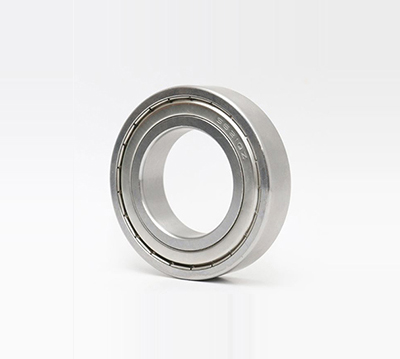 Stainless steel deep-groove bearing