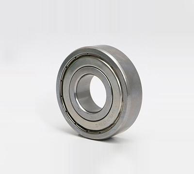 Stainless steel widening bearing